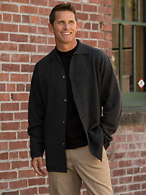 Men's Merino Sweater Jacket