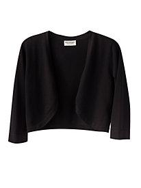 Women's Cotton Bolero Sweater