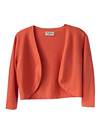 Women's Cotton Bolero Sweater