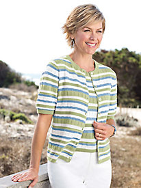Women's Ocean Liner Cardigan by Norm Thompson