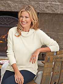 Women's Soft-Luxe Brigitte Sweater