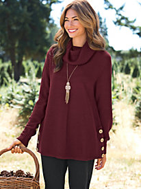 Women's Cascadia Turtleneck Sweater