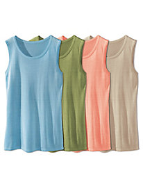 Women's Silky-Knit Tank