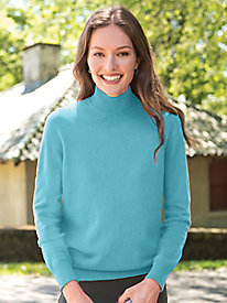 Women's Cashmere Turtleneck