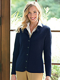 Women's Best-of-Both Sweater Blazer
