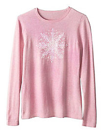 Women's Snowflake Sweater