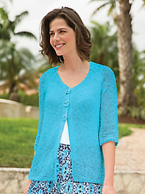 Women's Solid Choice Cardigan