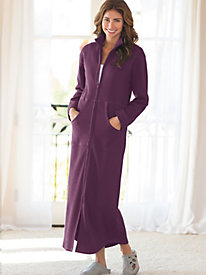Women's Sweatshirt Robe