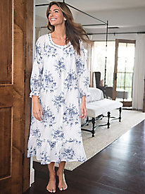 Women's Cotton Robe