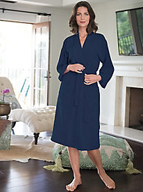 Women's Microfiber Robe-In-a-Bag...