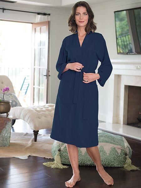 Women s Microfiber Robe-In-a-Bag  d54b31981