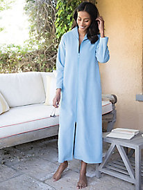 Women's Boucle Fleece Robe