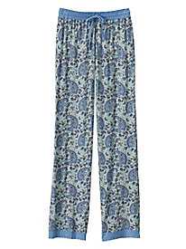 Women's Sesoire Luxe Knit Print Sleep Pants