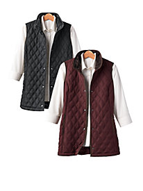 Women's Lightly Quilted Fave Vest