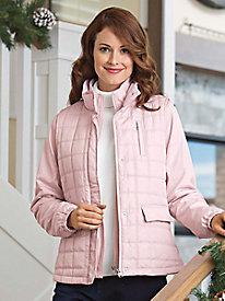 Women's Jacket/Vest Combo...