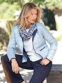 Women's Reversible Travel-Ready Jacket