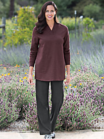 Women's French Terry Tunic