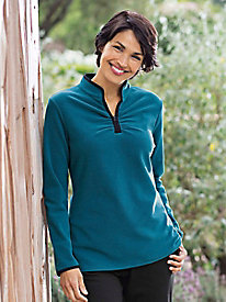 Women's 1/4 Zip Butterfleece Pullover