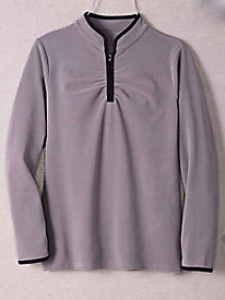 Women's 1/4 Zip Butterfleece Pullover