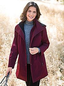 Women's Petite Outerwear - Raincoats, Winter Jackets & Parkas ...