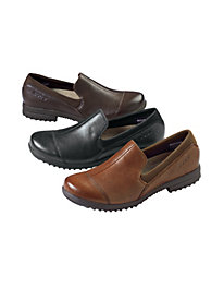 Bogs Women's Leather Slip-Ons