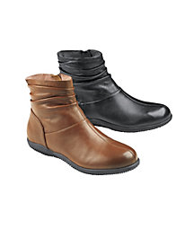 Women's Softwalk Hanover Leather Booties