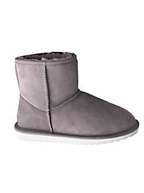 Women's Australian Sheepskin Boot-Slippers