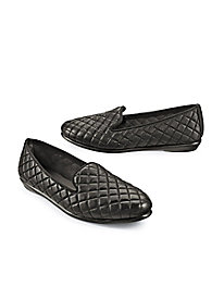 Aerosoles Quilted Leather...