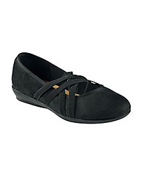 Women's Criss-Cross Ballet Flats