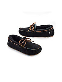 Women's Shearling Driving Mocs