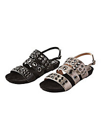Women's Bellini Grommet Sandals