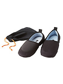 Women's Acorn Pack & Go Slippers