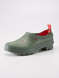 Women's Joules Pop-on Welly Clogs