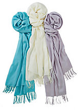 Scarves, Shawls & Wraps