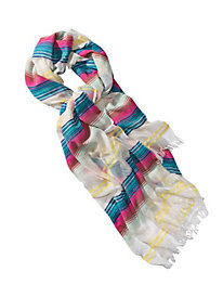 Women's Easy Day Striped Wrap