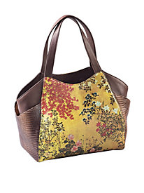 Women's Icon Leather Tote