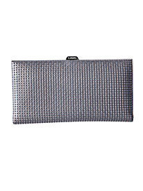 Women's Luxe Leather Clutch