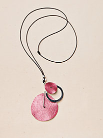 Roundabout Necklace @...