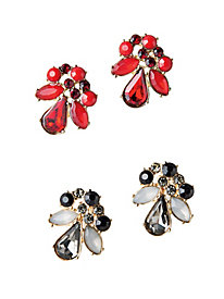 Women's Floral Earrings
