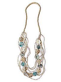 Women's Ivory Shores Necklace
