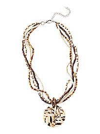 Women's Multi-Strand Necklace