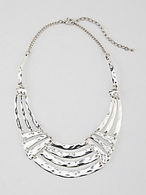 Hammered Necklace