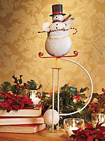 Balancing Snowman Skyhook
