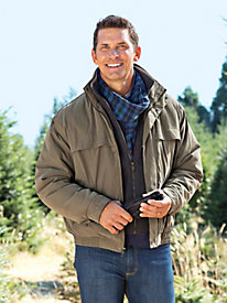 Men's Woodsman Jacket
