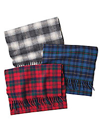 Men's Pendleton Wool Muffler