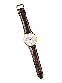 Men's Dress Leather Joseph Watch