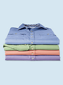 Men's Houndstooth Shirt