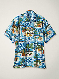 Men's Surf Safari Shirt