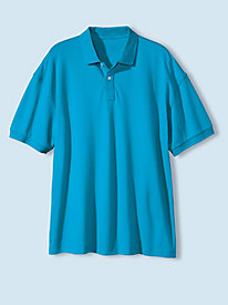 Men's Stretch Polo Shirt by Norm Thompson