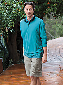 Men's Performance Half-Zip Shirt